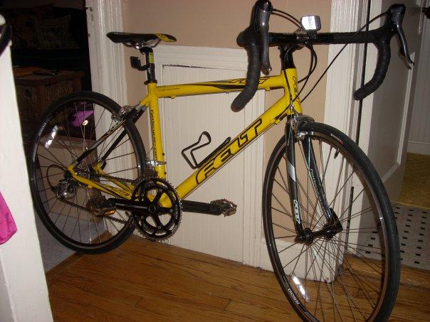 New bike 2009