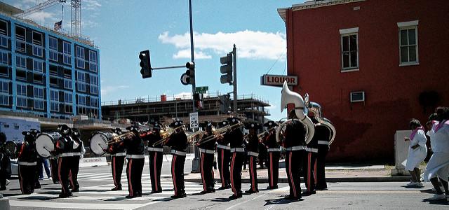 UHOP Parade
