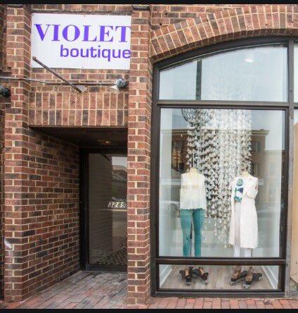 design intemporel 67048 87c55 PoPville » Violet Boutique Closes in Adams Morgan, New ...
