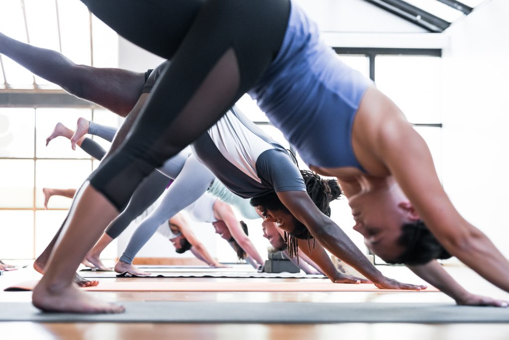 yoga works DC classes