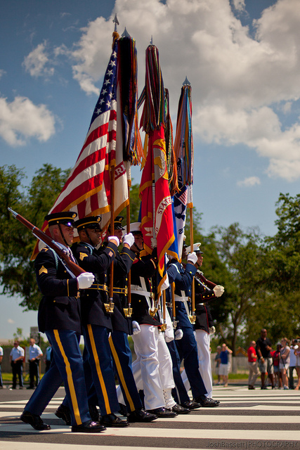 memorial day parade dc