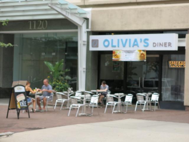 olivia's diner