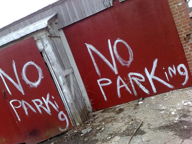 developer parking