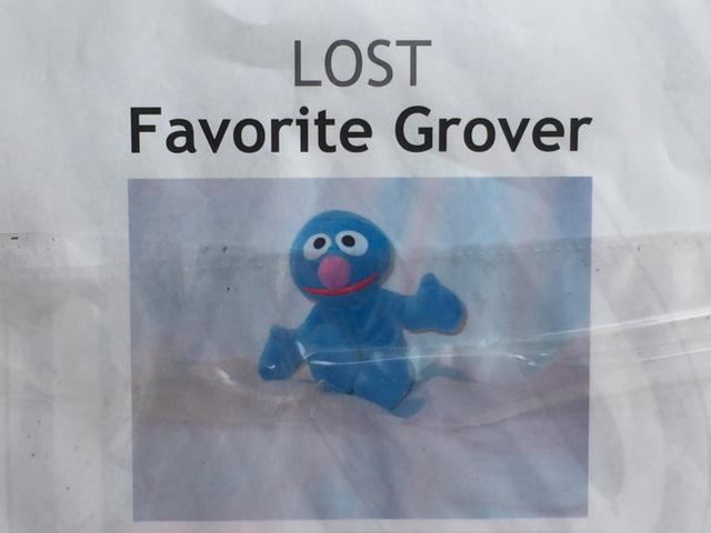 lost favorite grover cleveland park