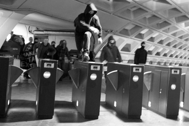 metro gate jump no more