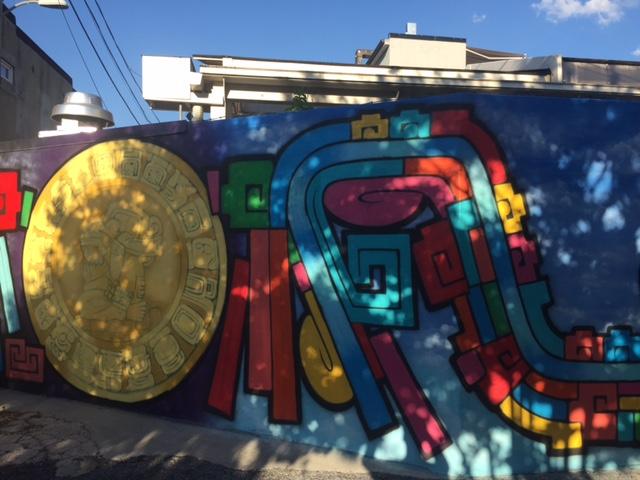 mural el rey
