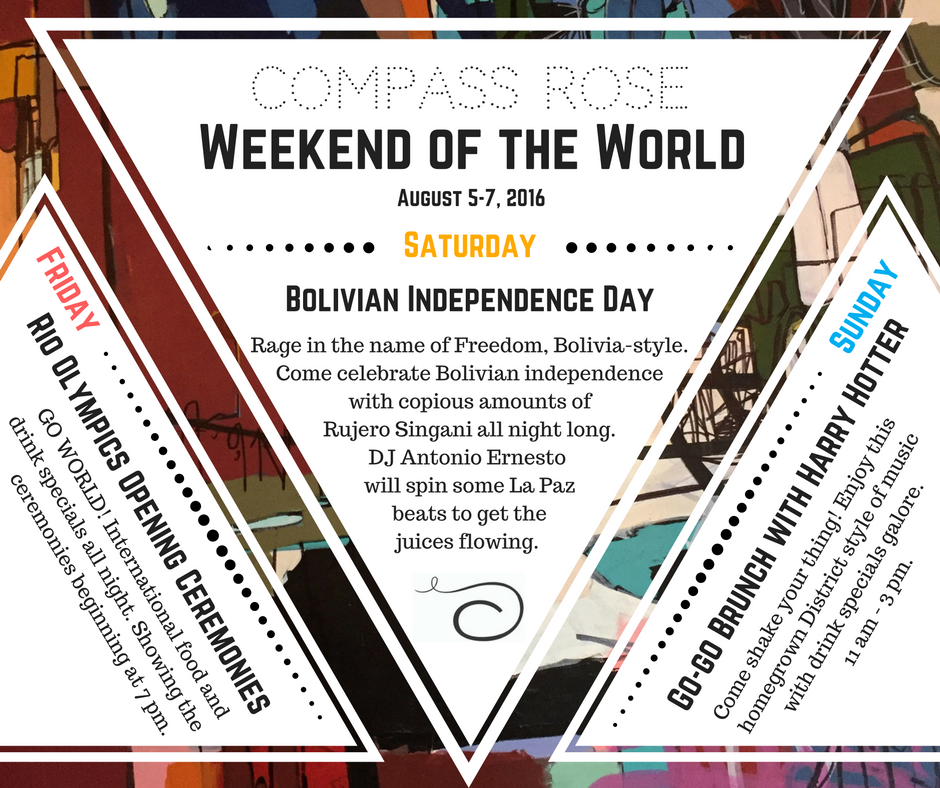 Weekend of the World (4)