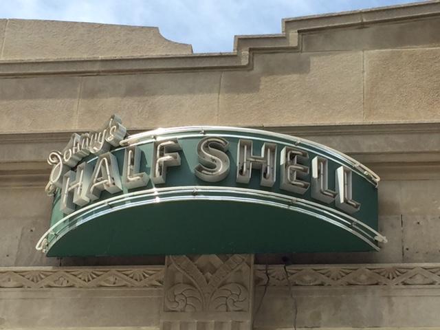 cahsion half shell