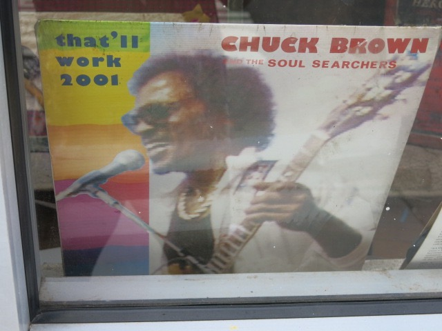 chuck brown day