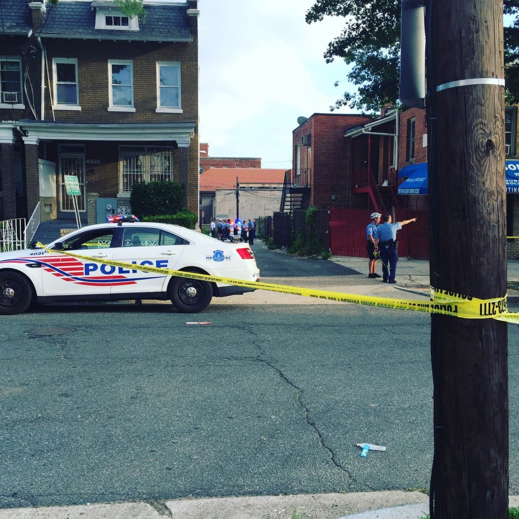 PoPville » Shooting In Petworth/Brightwood Park And