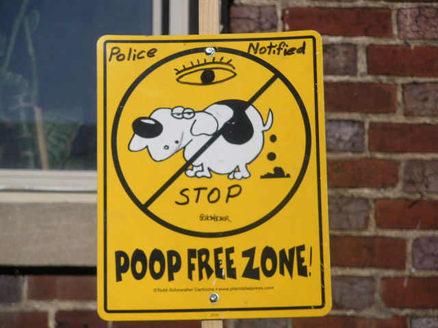 poop free