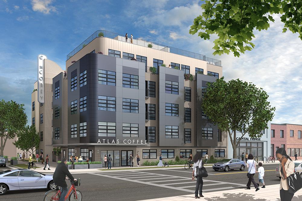 DC apartments for sale Corey