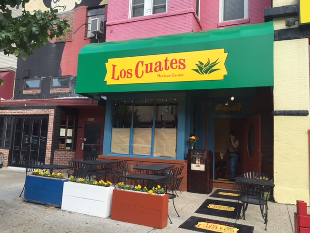 Popville Los Cuates Now Open In Adams Morgan