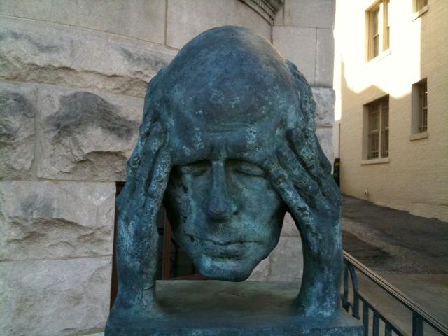 pain-sculpture