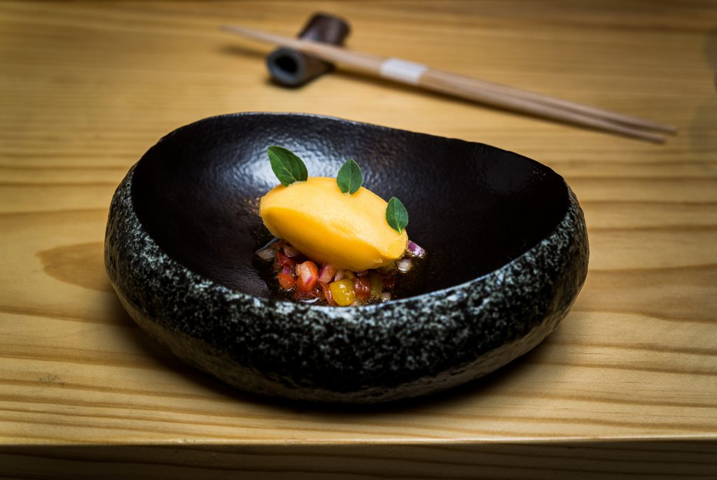 kobo-vegan-chef-brothers-signature-otsukuri-tomato-sorbet