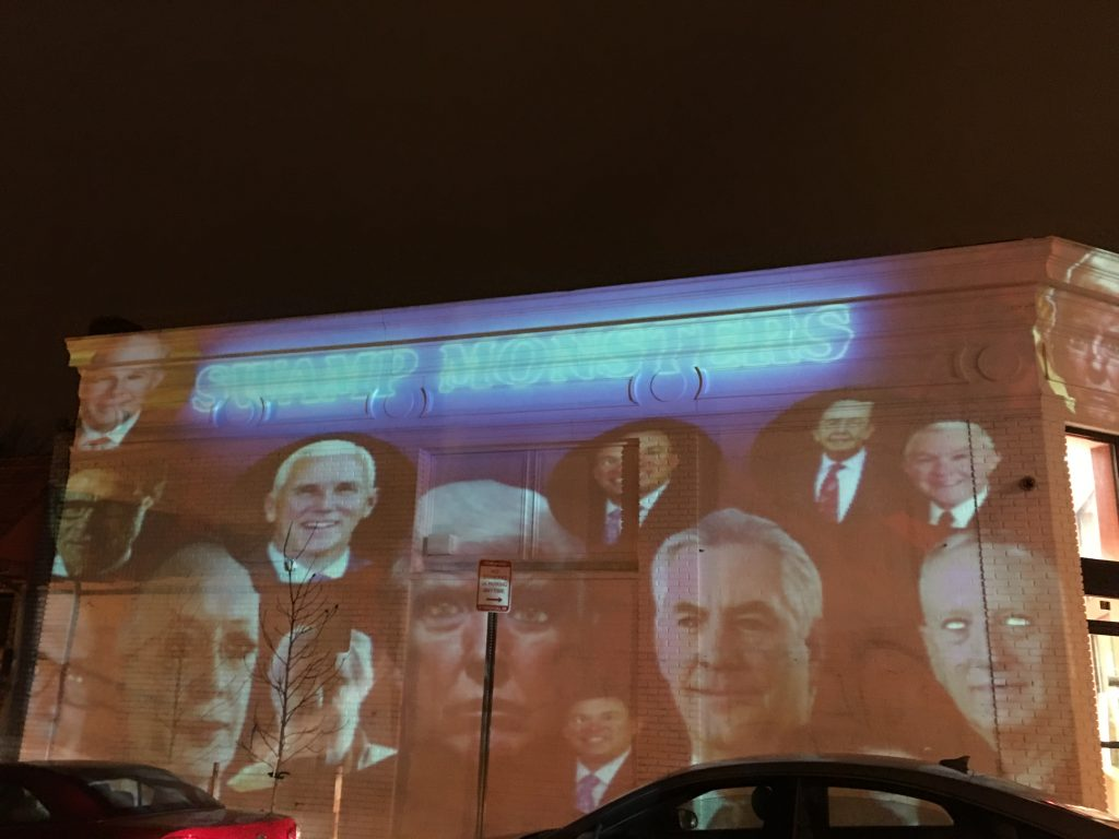 trump projection