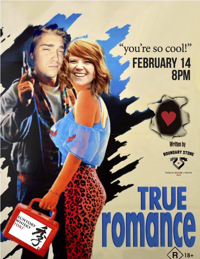True Romance poster Feb 4