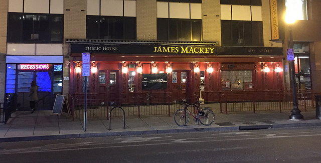 james mackey