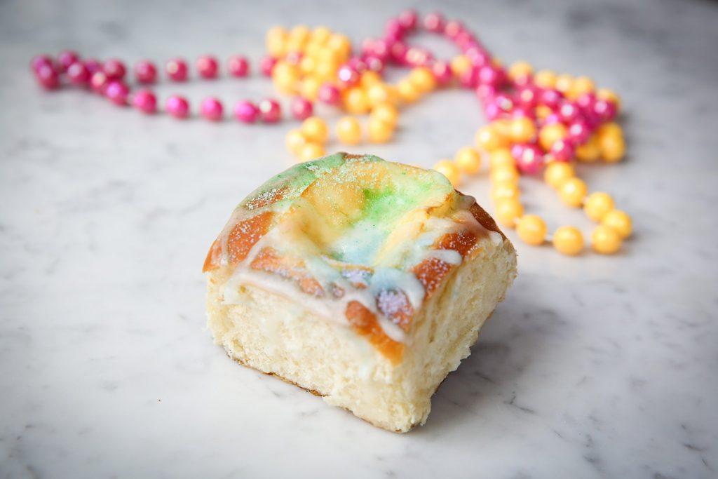 Penn King Cake