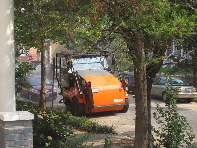 street-sweep