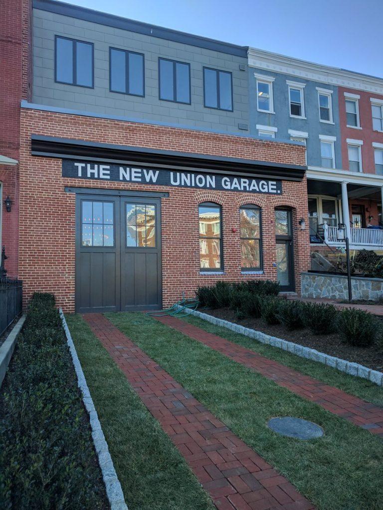 new union garage