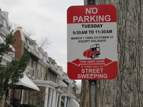 street-sweeping-no parking