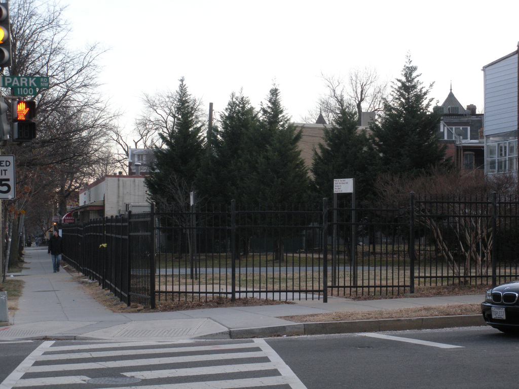 columbia heights dog park