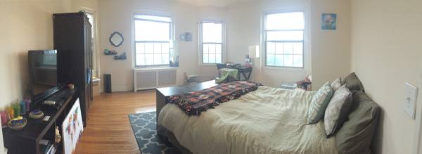 My Huge Room In A Two Bedroom One Bath Unit On An Upper Floor Of The Calverton Apartments Is Available It Amazing With Lot Natural Light