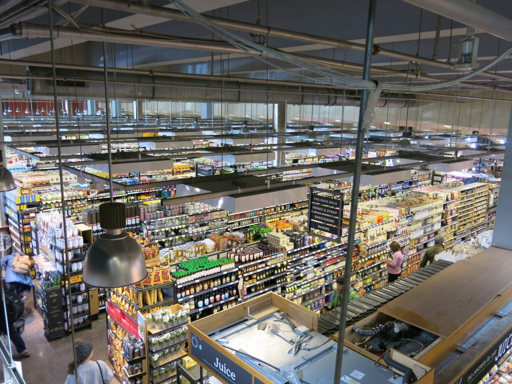 Whole Foods Dupont Circle