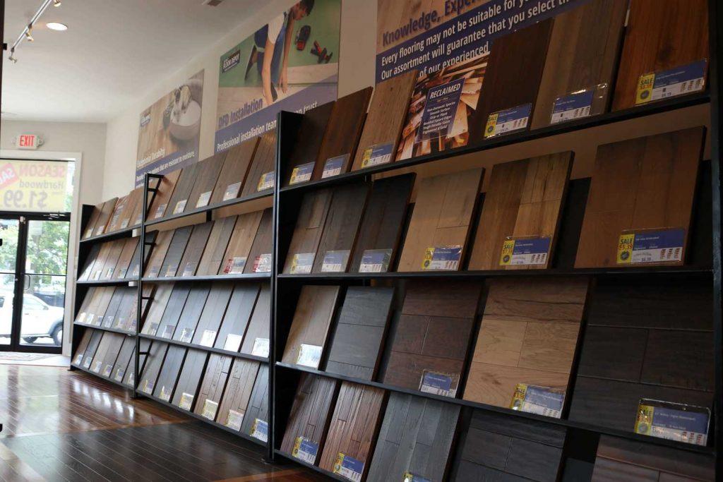 Popville District Floor Depot Celebrates First Anniversary