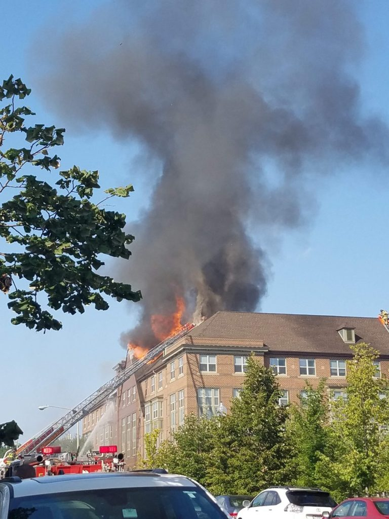 """PoPville » """"We aren't sure how the fire started at Arthur ..."""