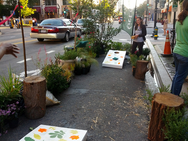 Park Ing Day Is Tomorrow