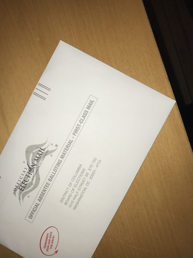 Absentee Ballots So Do You Need Stamps At All