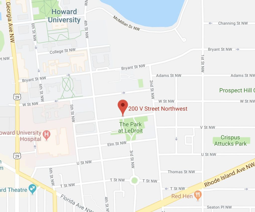 PoPville » Daytime Shooting In Park View Monday; Shooting