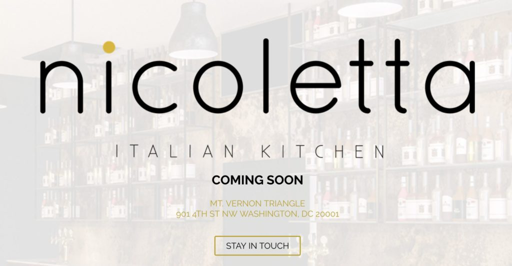 Popville Nicoletta Italian Kitchen Finds A New Home In D C