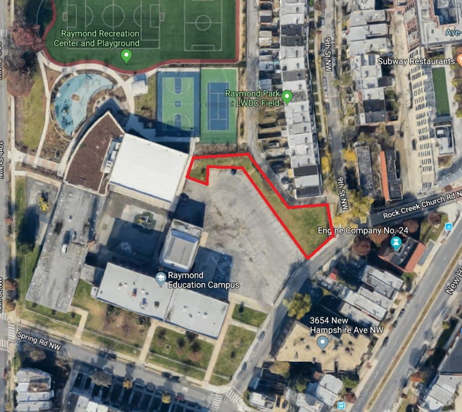 """PoPville » """"A Better Plan B For The Columbia Heights' Dog Park"""""""