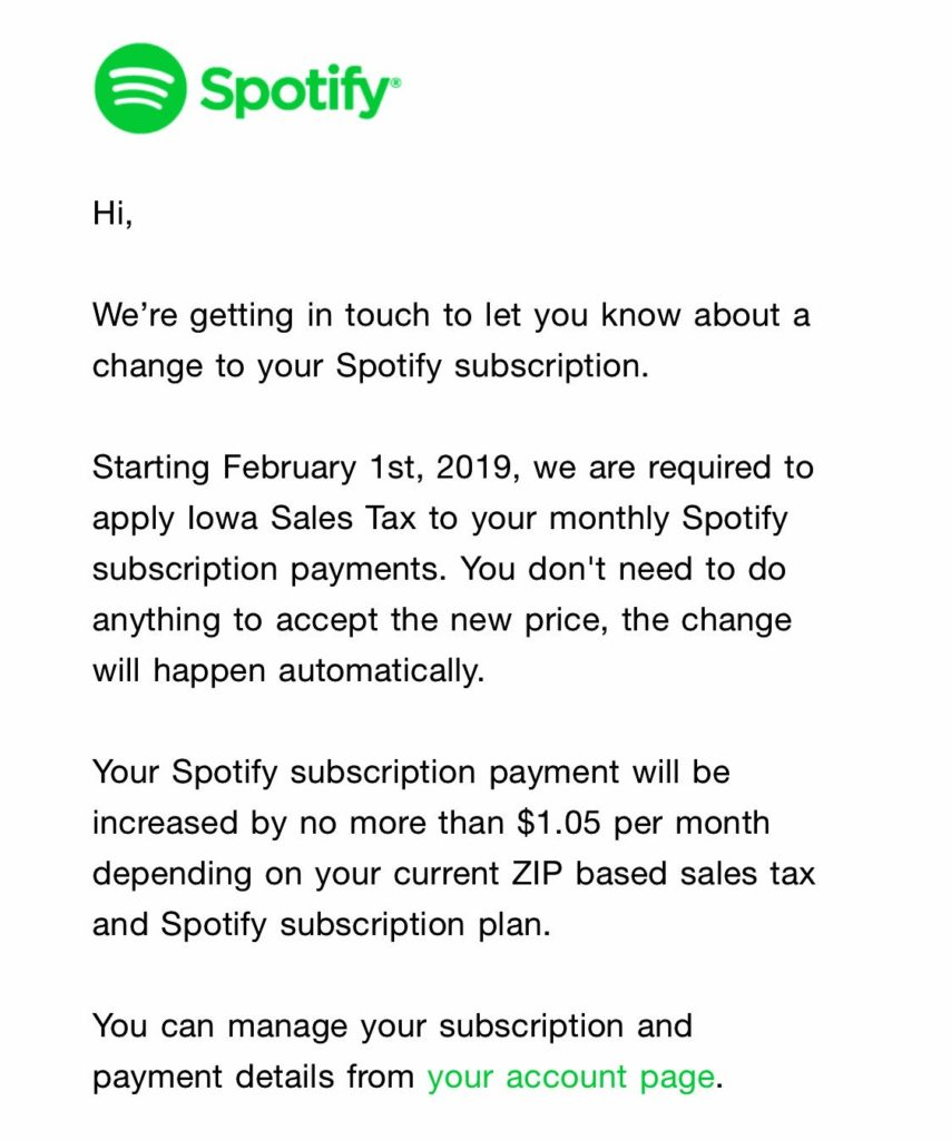 """PoPville » """"I think every Spotify premium customer in DC was told"""