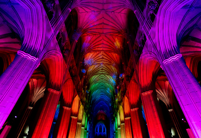 Spectacular Photos from Seeing Deeper at the National Cathedral