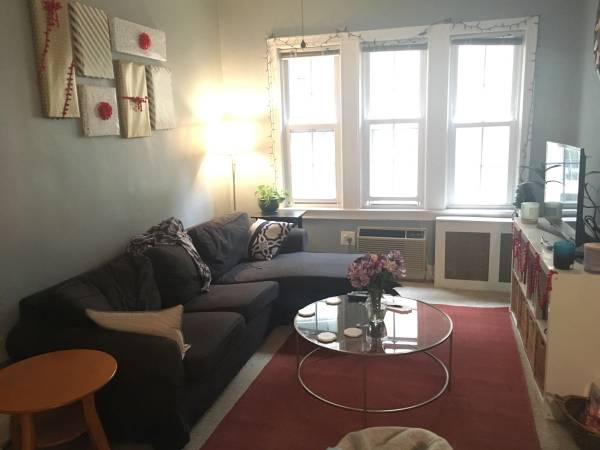 "Today's Rental ""My roommate is moving to New York! Yay for her… Yikes for me!"""