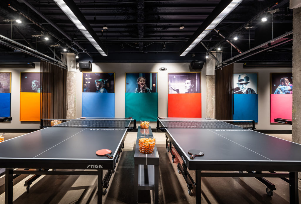 Check Out SPIN DC, Ping Pong Social Club's new Happy Hour Menu