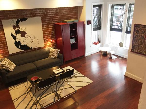 """PoPville » Today\'s Rental is a """"beautiful two-bedroom, two-and-a ..."""