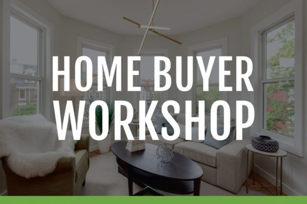 Stop Paying Somebody Else's Mortgage! Learn the Home Buying Process from Local Industry Experts Saturday, June 22.