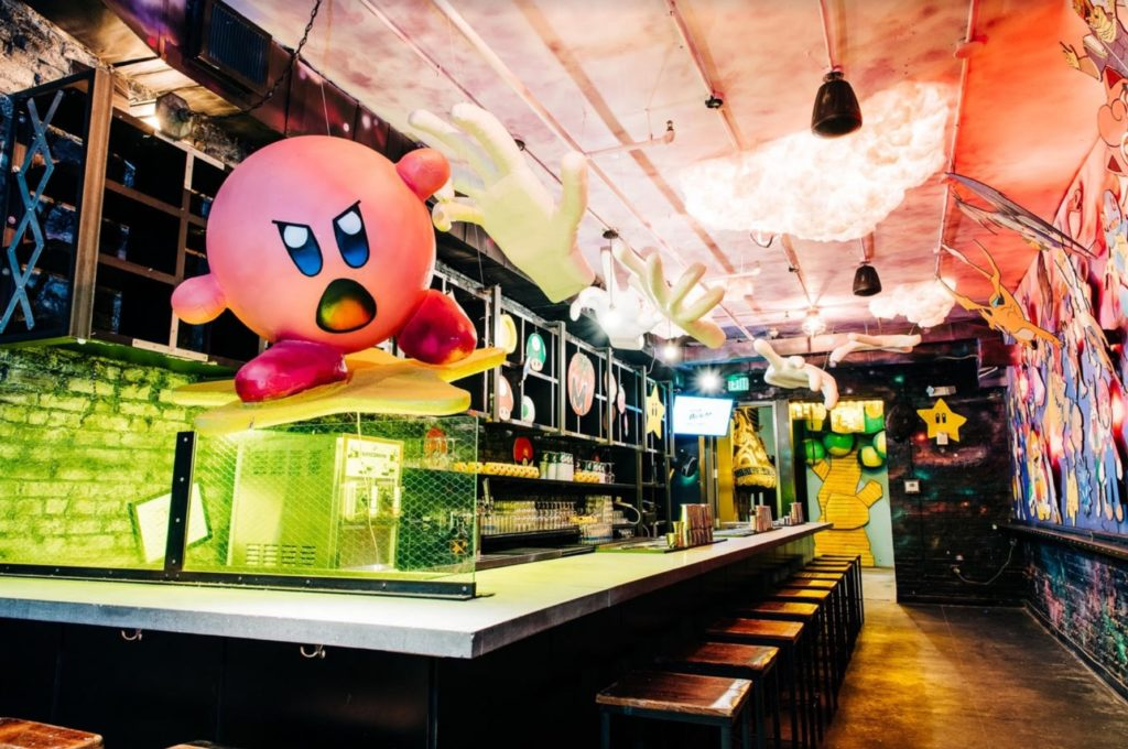 """""""Drink Company's latest Pop-Up Bar celebrating all things esports"""" opens tonight in Shaw"""