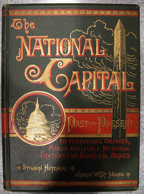 What are your favorite books set in or about D.C.?