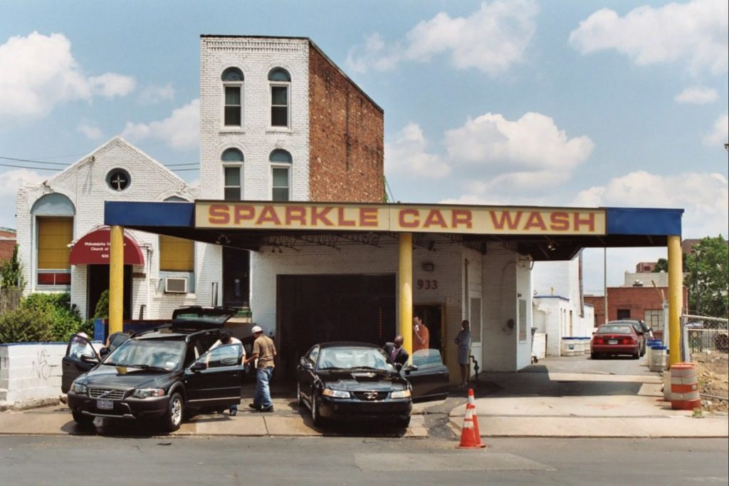 "PoPville » ""Self-Service Car Wash?"""