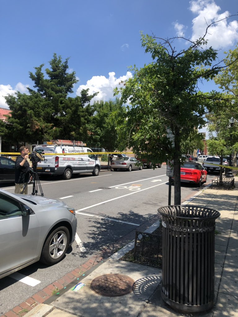 Daytime Shooting/Shots Fired Reported in Shaw