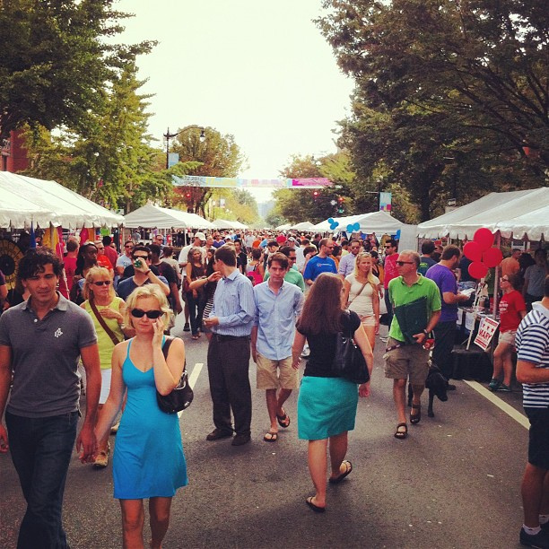 The 17th Street Festival is Saturday!