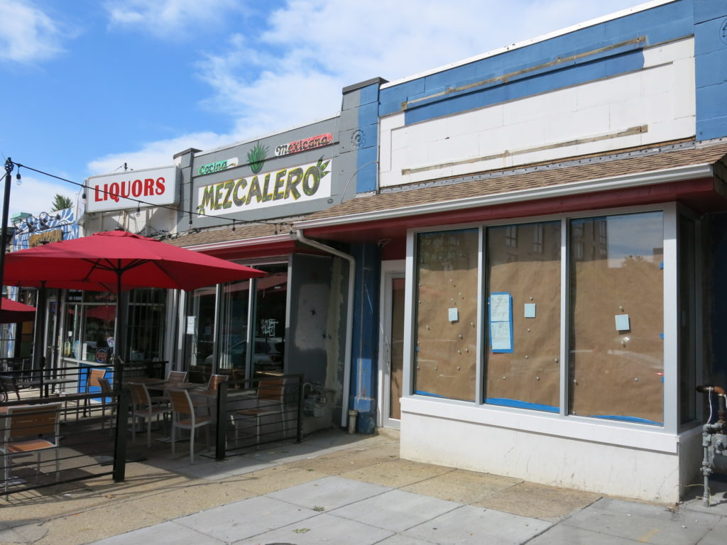 Mezcalero moving forward with their expansion on 14th Street next to Red Derby