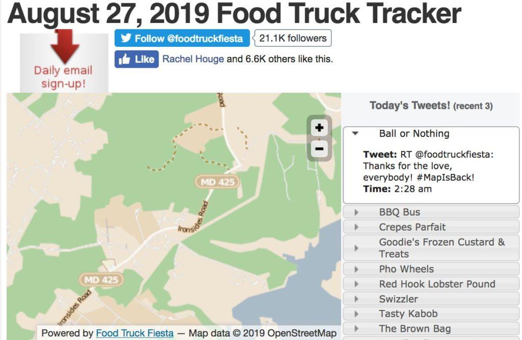 PoPville » Food Truck