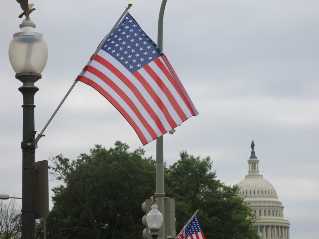 """""""Tomorrow, Mayor Bowser will lead a parade with 51 DC veterans and fly 51-star American flags along Pennsylvania Avenue in a salute to DC statehood."""""""